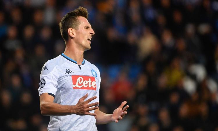 Napoli Genk 4 0, gli azzurri agli ottavi di finale di Champi