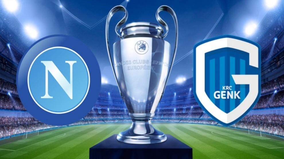 highlights video Napoli vs Genk 2-0