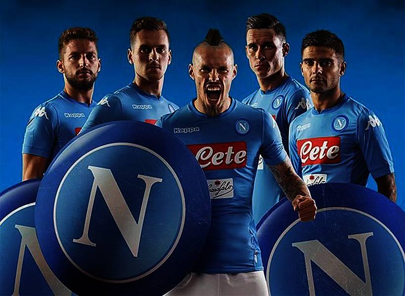 Napoli stelle