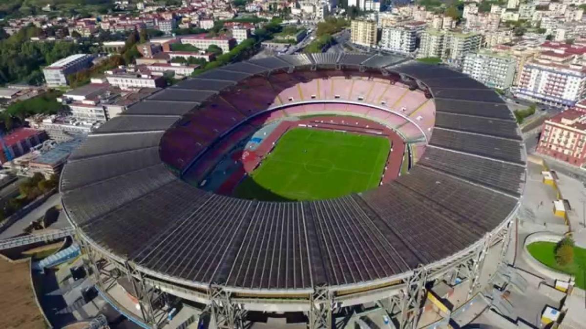 Napoli Parma, si rischia il rinvio per inagibilità dello stadio San Paolo