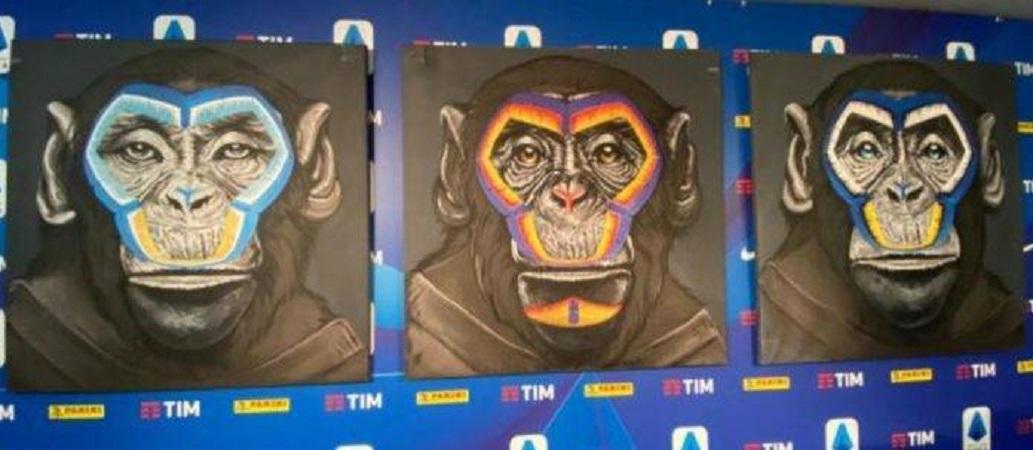 scimmie lega