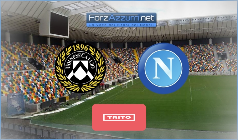 Udinese Napoli, gli highlights della Serie A – VIDEO