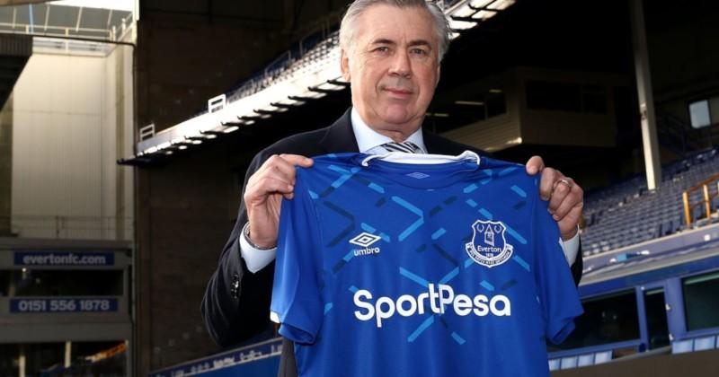 """Ancelotti in conferenza: """"Ho scelto l'Everton per le ambizioni e l'atmosfera che creano i tifosi"""""""