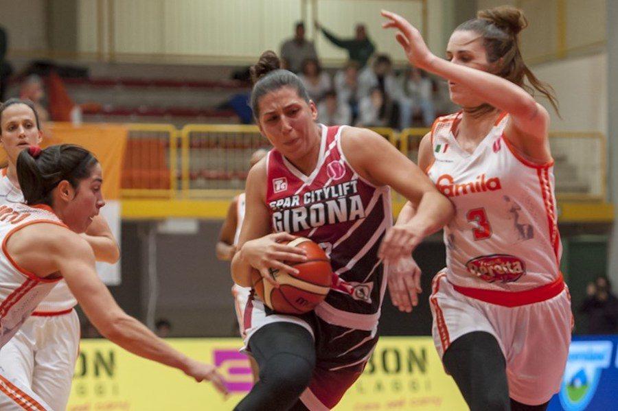Basket femminile, Eurolega 2019 2020: Schio Girona 58 55, Li