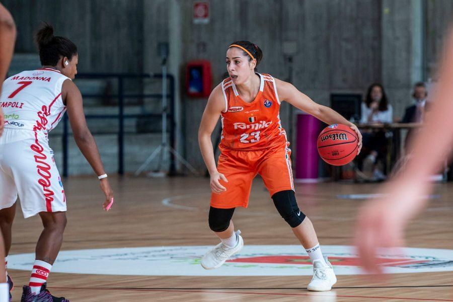 Basket femminile, le migliori italiane dell'8^ giornata di Serie A1. ...