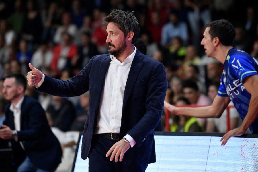 """Basket, Gianmarco Pozzecco:""""E'vero sono stato contattato da"""