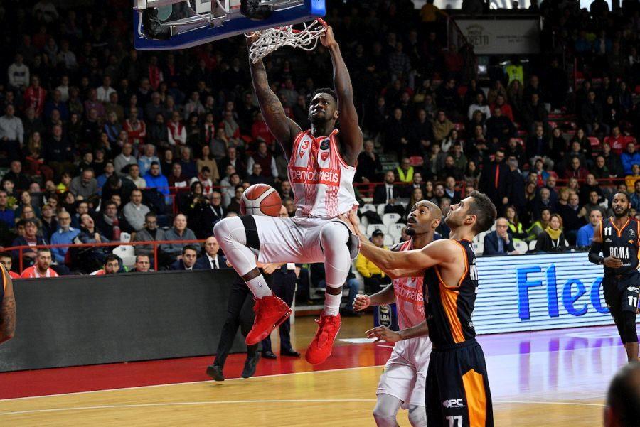 Basket    Serie A 2019-2020    Varese annichilisce la Virtus Roma    99-69 per i lombardi