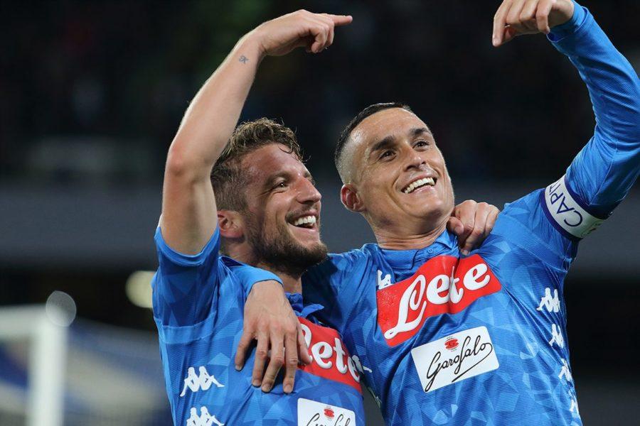 Calciomercato Napoli – Callejon, nuovi contatti per il rinno