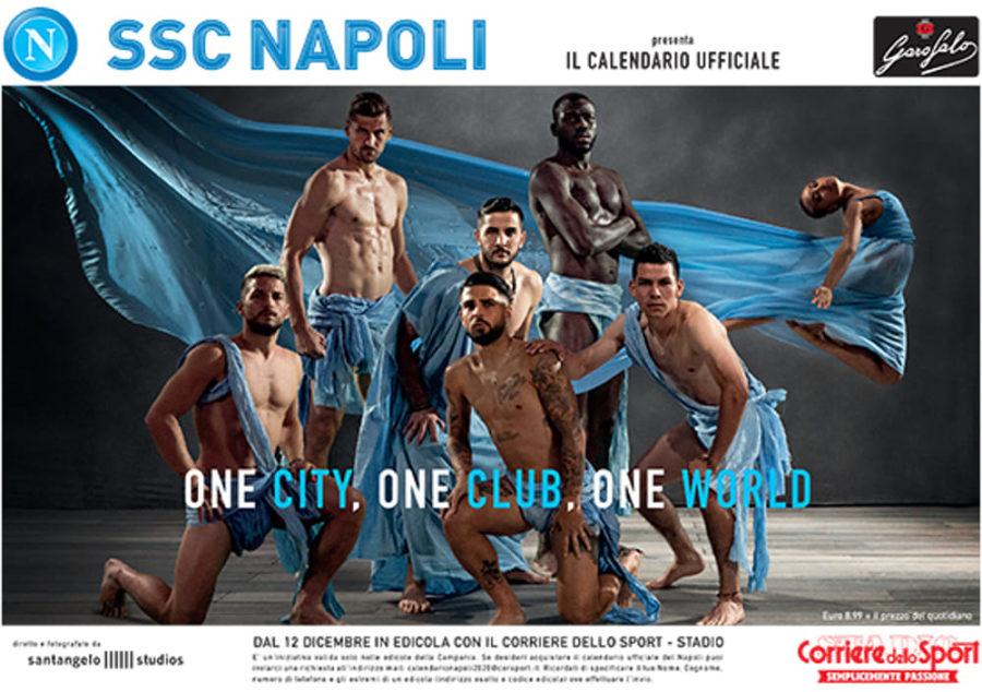 """Calendario ufficiale 2020 – Meret e Llorente: """"Gattuso ci ha"""