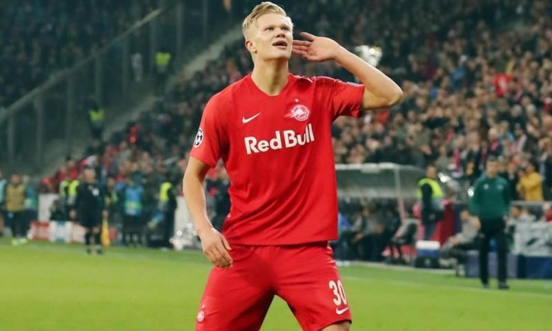 Haaland lascia il Salisburgo, futuro in Bundesliga per il norvegese
