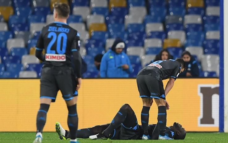 Napoli, quante assenze con la Fiorentina: addirittura 6 infortunati per Gattuso