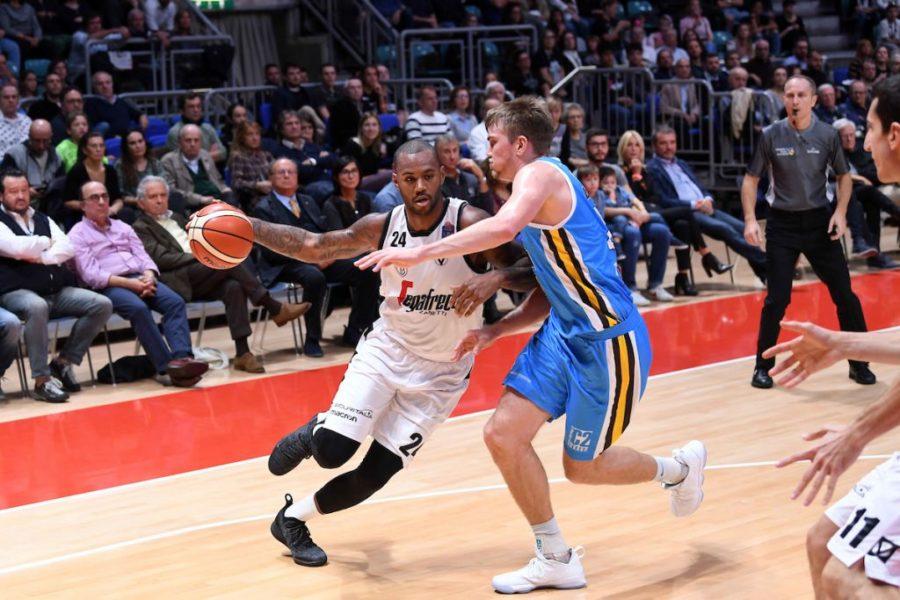 LIVE Cremona Virtus Bologna, Serie A basket 2019 2020 in DIR