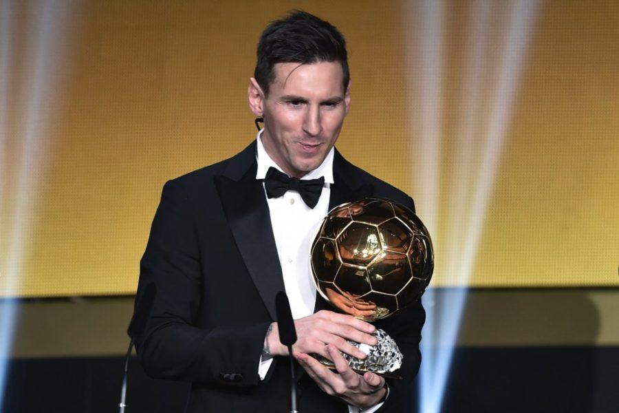 Pallone d'oro – Ha vinto Messi