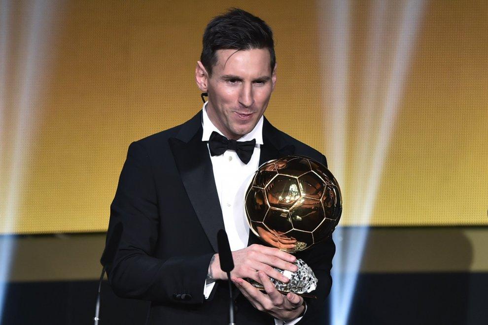 UFFICIALE – Messi ha vinto il Pallone d'Oro!