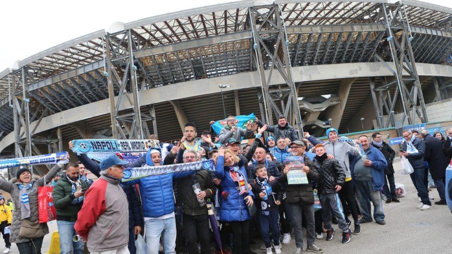 Napoli-Barcelona, attesi 45.000 spettatori: con il Real Madrid nel 2017 ce n'erano di più