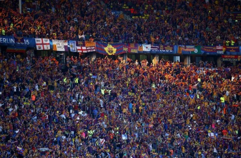 Tifosi Barcellona