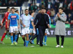 Sky – Napoli Fiorentina, probabili formazioni: Gattuso decis
