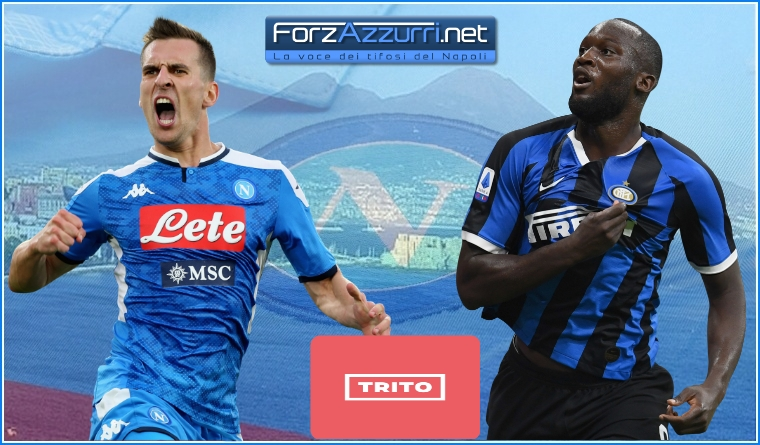 Napoli-Inter ForzAzzurri