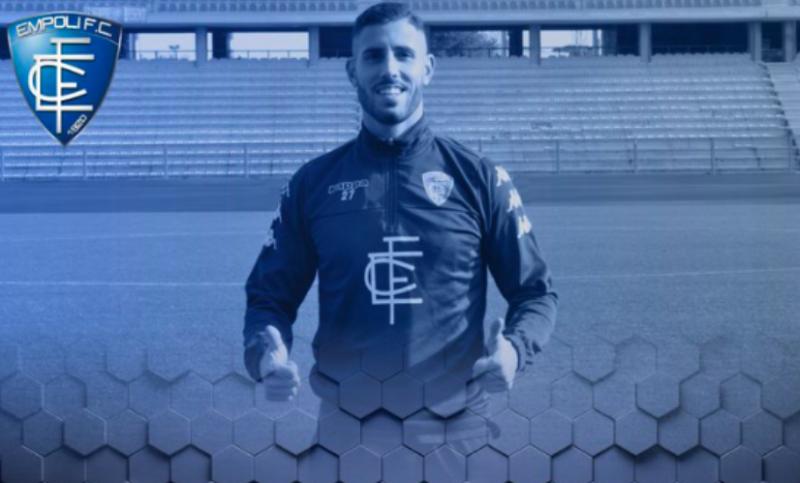 Calciomercato Napoli, ceduto Tutino all'Empoli (UFFICIALE)