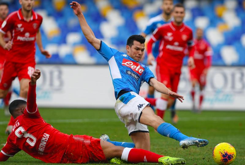 MOVIOLA – Napoli-Perugia, mancano due rigori per gli azzurri