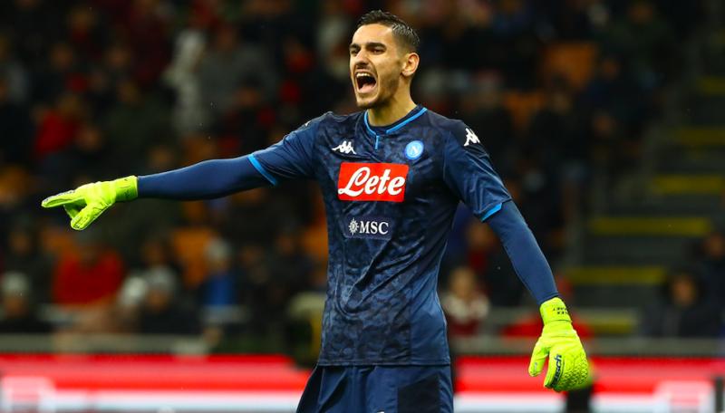 News calcio Napoli Napoli nuovo infortunio per Meret le ultime sulle sue condizioni  11 Febbraio 2020  Antonio Giordano