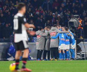 Napoli Juventus, 2 1: Zielinski e Insigne fanno sognare gli