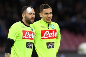 Calciomercato Napoli, Meret sta migliorando con i piedi: la