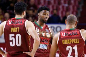 Basket, la Reyer Venezia ospita il Patrasso nella 4a giornat