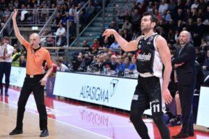Basket, Serie A 2020: 18^giornata. Tutto facile per la Virtu