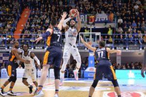 Basket, Serie A 2020: Varese regola Trieste, Brindisi batte