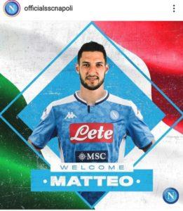 "Napoli Social – Albiol, Hamsik e Jorginho: tre ""like"" per Po"