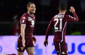 Torino, il report pre Napoli: Berenguer verso il forfait con