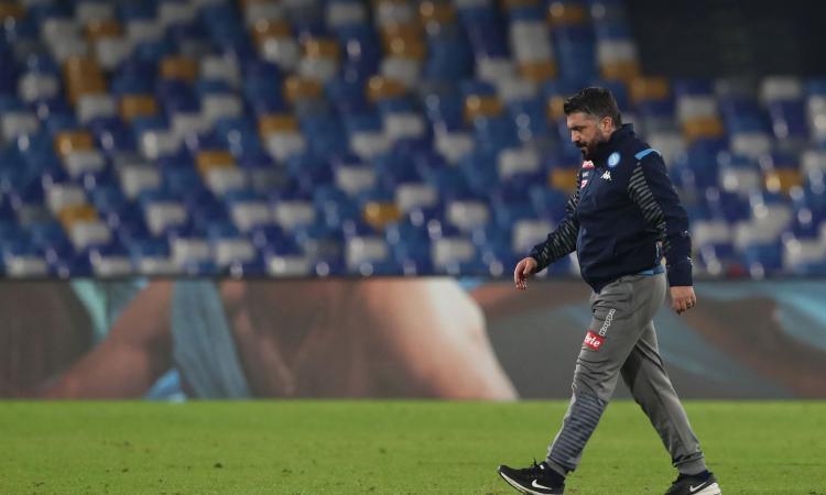 FOTO – Lutto Gattuso: mezza Italia si stringe intorno al mister, tranne la Juve