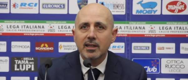 """Lecce, Mercadante: """"Conosciamo il valore del Napoli, ma venderemo cara la pelle"""""""