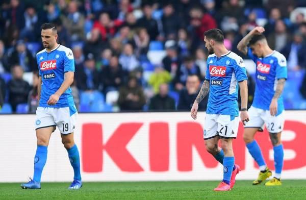Napoli Lecce risultato e sintesi