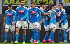 Coronavirus, Napoli a controllo dopo il Brescia: monitorato