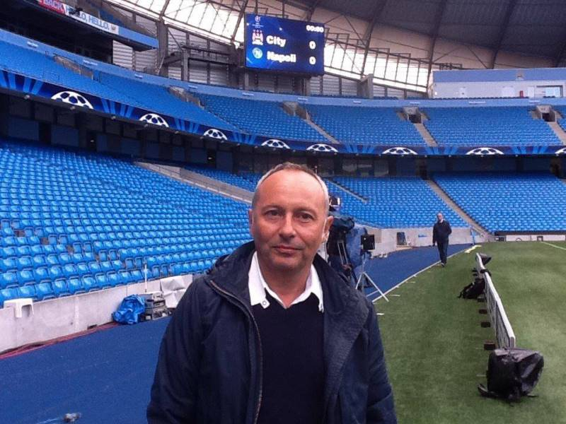 """Carmine Martino: """" Con gli stadi vuoti sarà decisiva la qualità dei giocatori"""""""