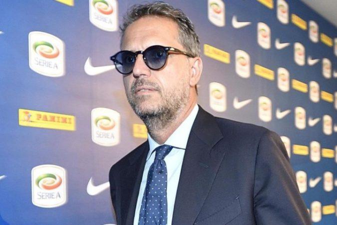 """Juventus, Paratici: """"Se nessuno vuol vincere lo Scudetto lo facciamo molto volentieri"""""""