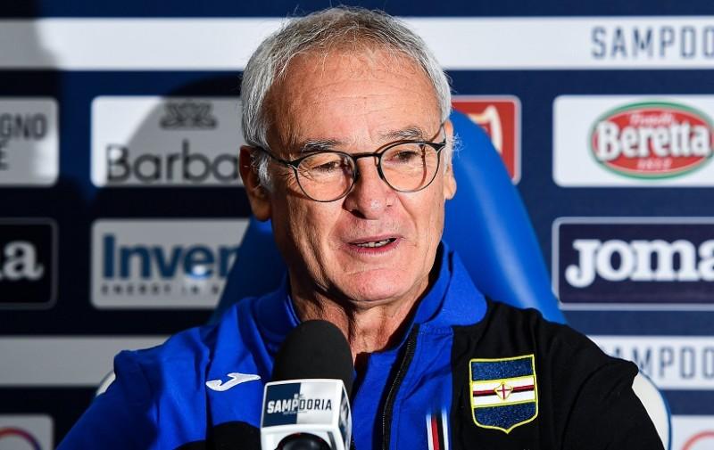 """Ranieri: """"Complimenti al Napoli, peccato per gli infortuni"""""""