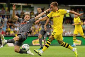 Napoli su Mario Gotze: il giocatore lascerà il Dortmund a pa