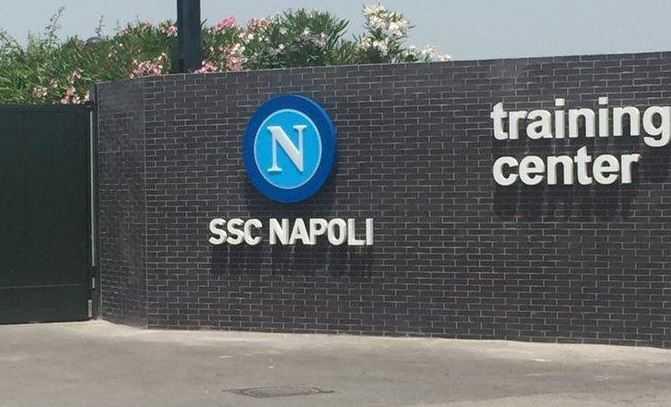 Ultim'ora – Furia Napoli: ritiro impossibile e nessun allenamento in gruppo, l'Hotel è chiuso!