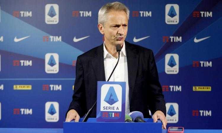 """Dal Pino: """"Stadi aperti al 50%? No, puntiamo alla riapertura totale, non è follia"""""""