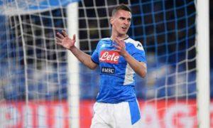 Calciomercato Napoli, Milik ha deciso di non rinnovare: la J