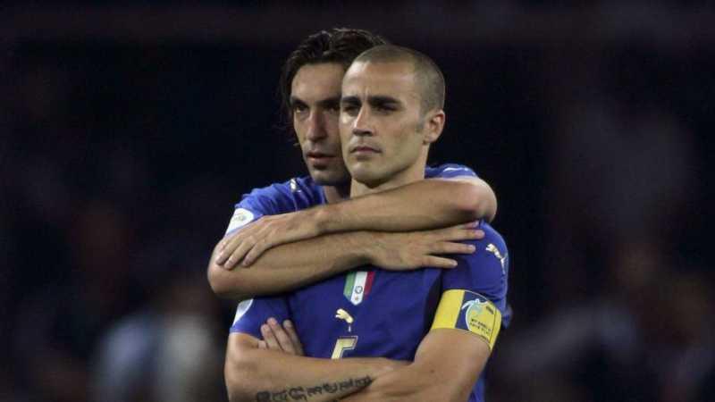 """Gattuso al suo capitano del mondiale in Germania: """"Tu si 'nu bastardo"""""""