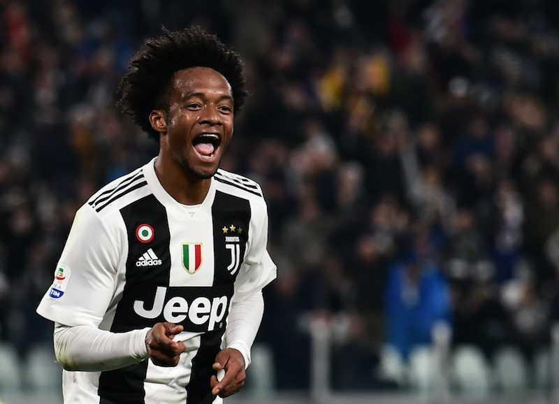"""Juventus, Cuadrado alla Rai: """"Il Napoli non ci ha concesso niente, non trovavamo spazi"""""""