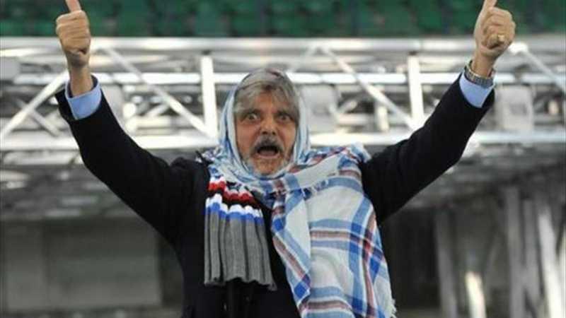 """Massimo Ferrero: """"Non vedo l'ora di ritornare a Napoli, amo De Laurentiis"""""""