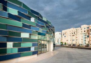 Covid Center Ponticelli – Arrivati i moduli all'Ospedale del