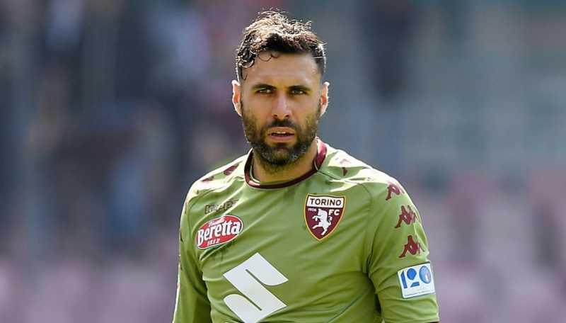 Torino, è Sirigu il calciatore positivo al Covid-19. Era reduce dalla nazionale