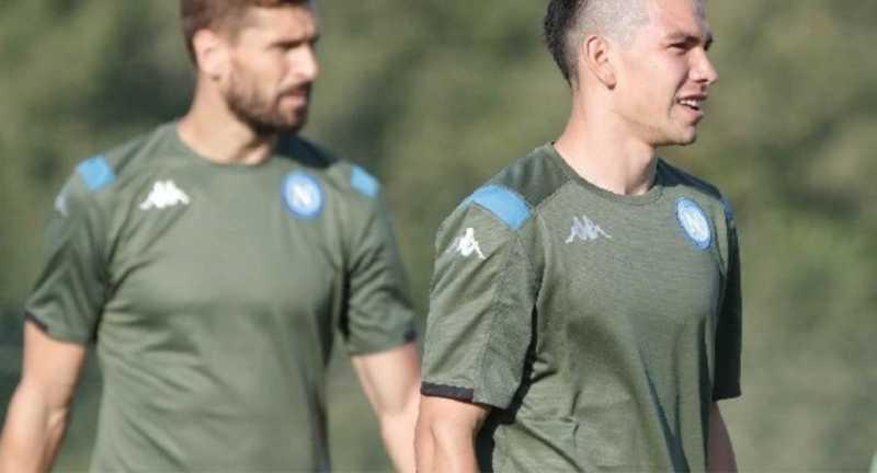 Llorente lascia Napoli, Lozano resta, ADL ci punta per il prossimo anno