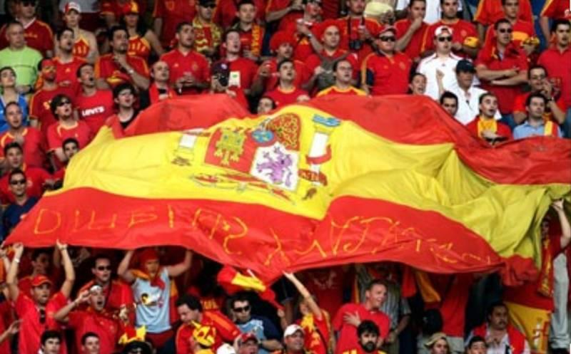 Tifosi spagnoli